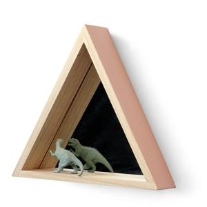 [P][WOODSTUDIO ALP] 삼각형거울 TRIANGLE MIRROR-2컬러