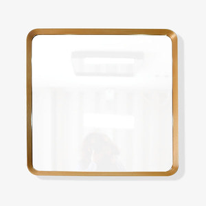[I]TC-PAGE MIRROR-GOLD600×600