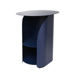 [bmotto] 커브사이드테이블 Curve side table_deep blue